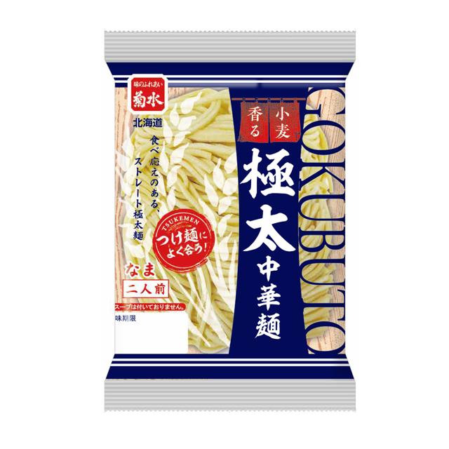 小麦香る 極太中華麺 二人前