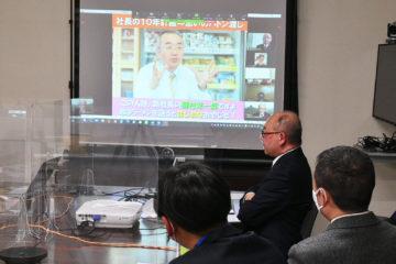 江別地区会2021年新春講演会「菊水と江別とラーメン物語」